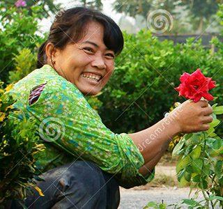 Chị Lý Thanh Tâm